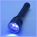 Max 10W Anti Slip Design Leak Detector 3 LED UV Black Light LED Flashlight