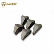 Tungsten carbide shield cutter tips inserts for TBM cutting tools