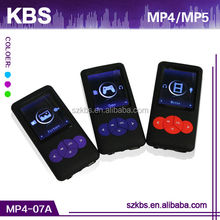 Professional Manufacturer Of 8gb Generic Mp4 Player