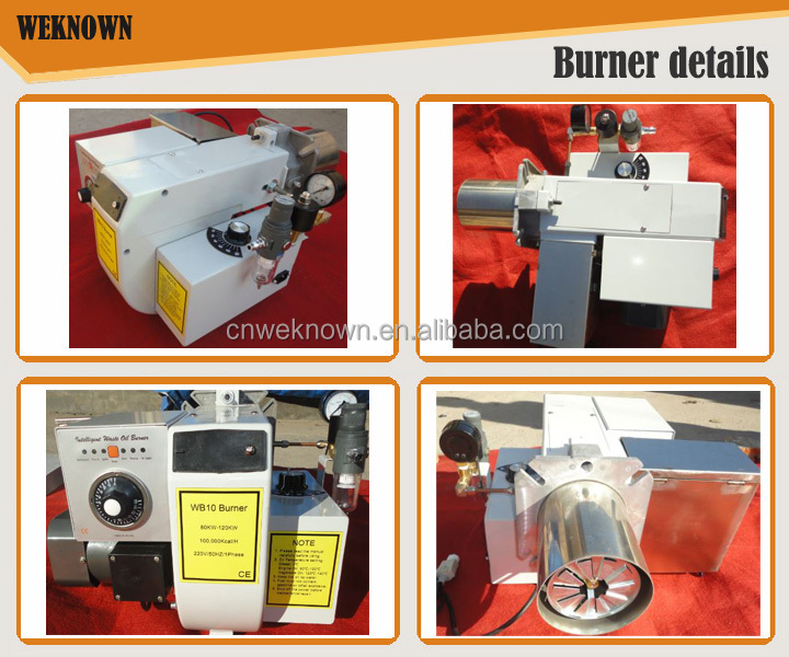 WB05 Waste Oil Burner
