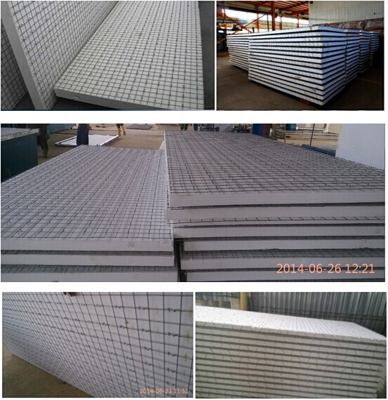3D panel machine , 3D EPS panel machine , 3D construction panel machine