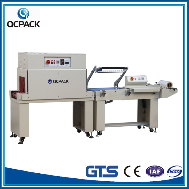 High quality POF wrapping packing machine,shrink packaging machinery with CE Cerificaion