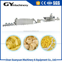 Popular industrial macaroni production line /pasta forming machine