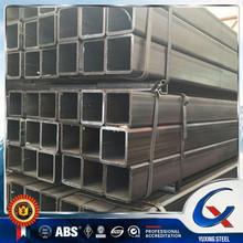 welded tube SHS 50x50mm structural square steel tubular/piping