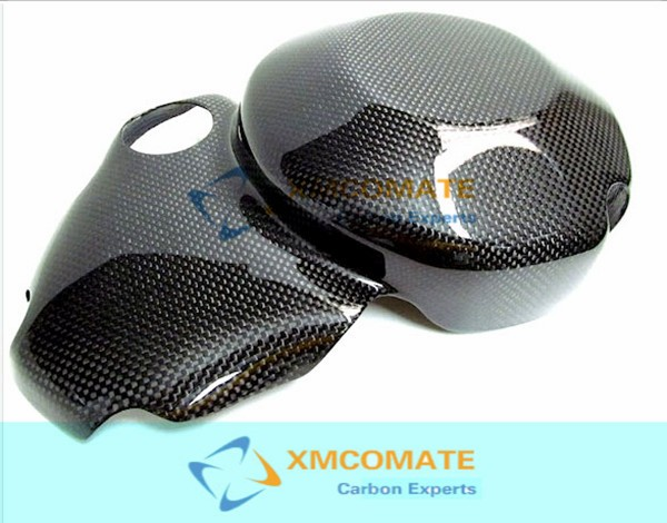 Carbon Motorcycle Parts Exhaust Pipe Modified Tail Pipes Carbon Customized Motorcycle/XMCOMATE