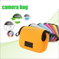 New good quality professional dslr digital camera bag with logo