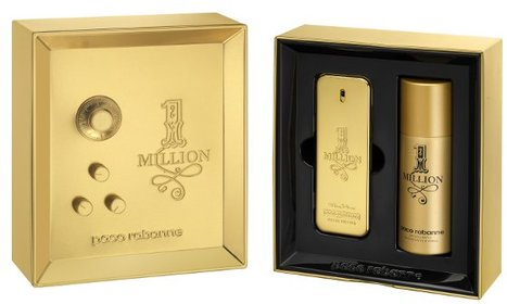 1 Million by Paco Rabanne for Men 6.7 oz EDT Spray