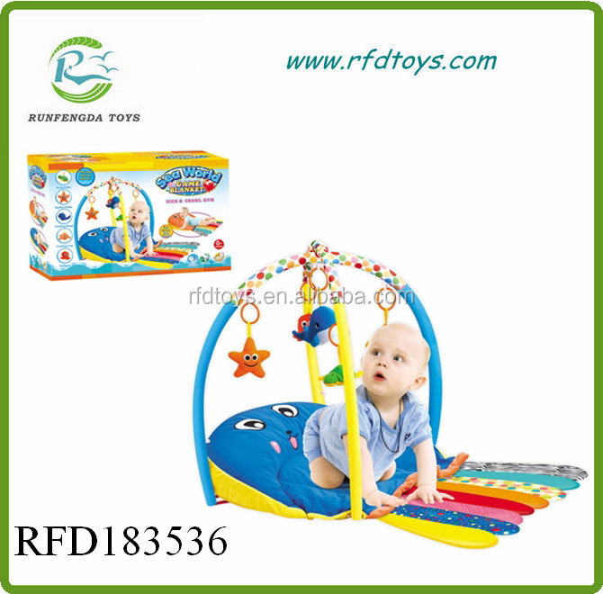 Hot sell baby gym baby mat of baby play mats carpet
