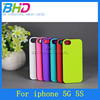 For iphone 5 5G double color soft TPU gel cover case