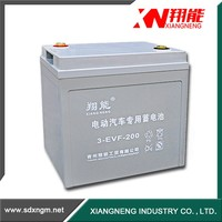 China battery manufacture lithium golf cart gel batteries