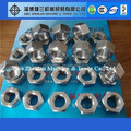 stainless steel a2 a4 DIN934 UNC UNF hex nut