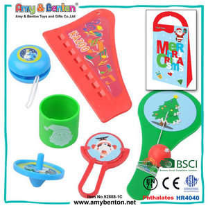 Most Popular Cheap Price 6 PCS Christmas Party Favors for Kids