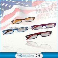 Most Fashionable clip-on reading glasses flip-up reading glasses