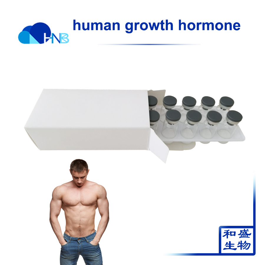 GMP Manufactory supply 10iu/Vial somatropin frag hgh / human growth hormone 176-191