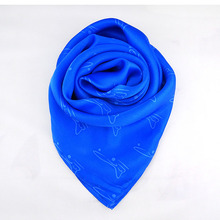 Superior Quality High Visibility Real Silk Scarf
