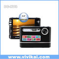 Big screen digital camera with 3.6 inch TFT LCD &12.0 mage pixel digital camera
