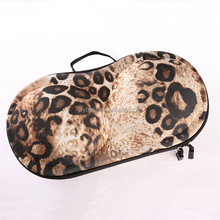 Factory customize Protection eva Bra Underwear Lingerie Case Storage Travel Organizer Bag Portable Storing Case Bag