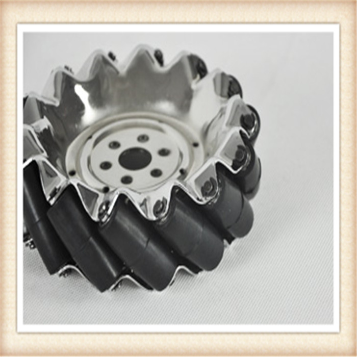 High quality mecanum wheel for Mobile robot platform