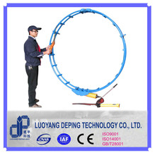 long distance pipeline constuction used pipe welding alignment clamp