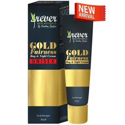 GOLD Fairness Day & Night Cream