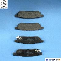Buy Brake Pad D536-7418(WVA21719/23652/23653) for ROVER/ACURA in ...