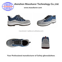 Cheap worker steel boots safety shoes footwear