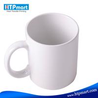 manufactures of porcelain mug customised orca coated taza sublimacion ceramic mug