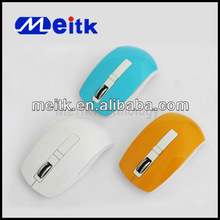 Latest flat Funny wireless computer mouse/ Air mouse