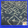 new fashional design 100% cotton printing denim fabric with plaid pattern