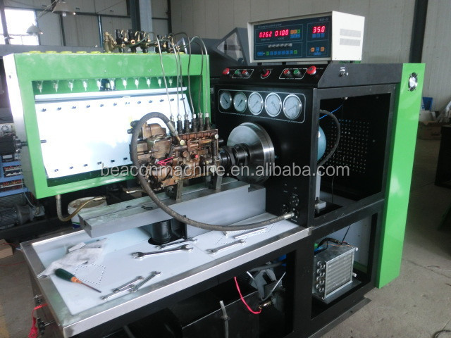 High quality 12psb electric motor test bench for injector for Electric motor test bench