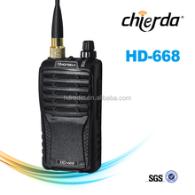 Long range professional talkie walkie 20km range