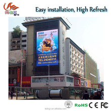 RGX Wide Variety of Outdoor LED Digital Advertising board Large Electronic LED Display Screen