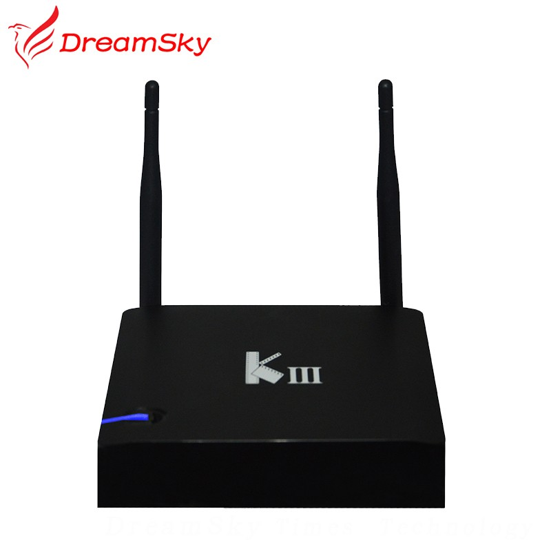 Original Android 6.0 KIII TV Box 2Gb Ram/16Gb Rom Mali450 Amlogic S905 4K android tv box K3 KIII