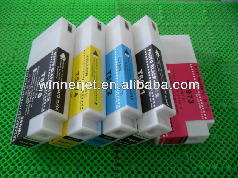 rechargeable ink cartridge