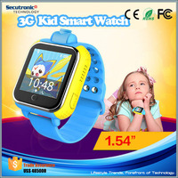 No.1 D5 Smartwatch Huawei Watch Mobile Phone for Kids with Touch Screen 3G Wifi Lbs Location 2M Camera