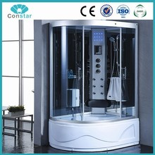 Constar tempered glass seal strip shower cubicle