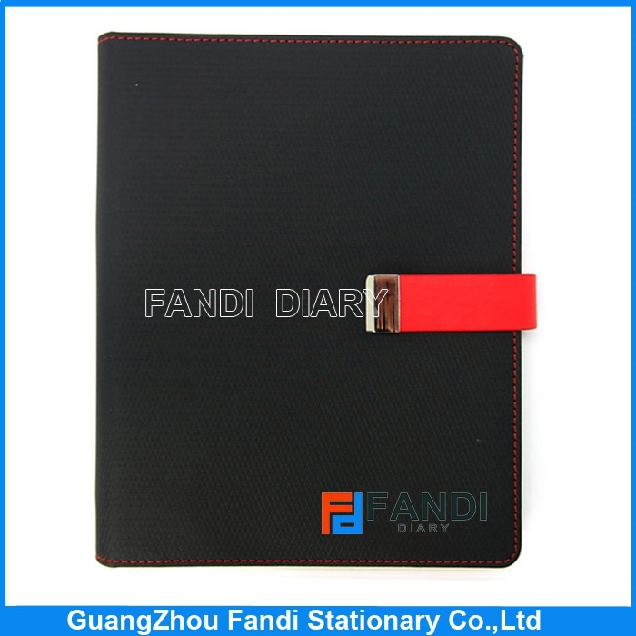 western executive faux leather notebook for wholesale