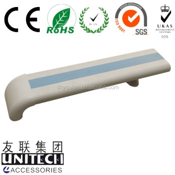 green point hospital wall bumper guards