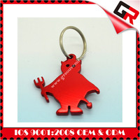 Custom mobile decoration toys key chain