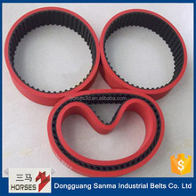 Fast Delivery Time And Durable Rubber Coated Timing Belt Wholesales