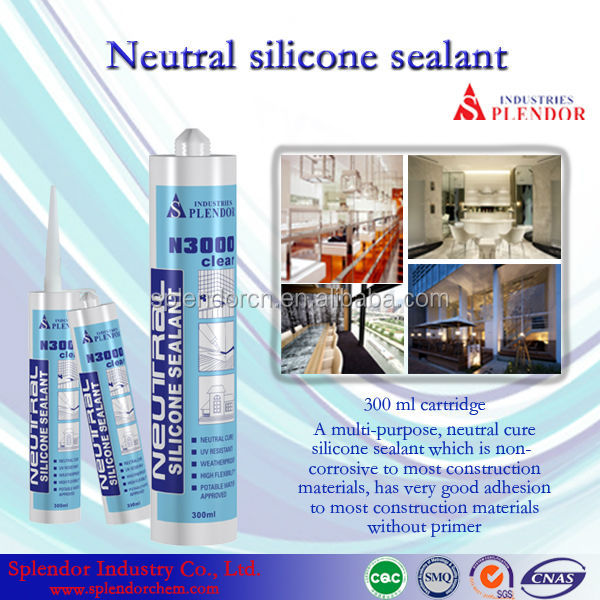 Silicone Sealant for rc boat catamaran hulls/ rebar adhesive silicone sealant supplier/ roof skylight silicone sealant