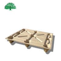 Favorable Price wooden pallet euro with different size pressing wood
