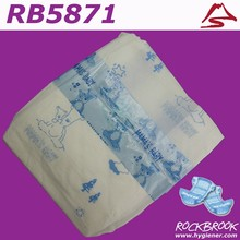 Hot Sale High Quality Competitive Price Baby Diaper Disposable Manufacturer from China