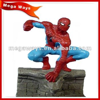 high quality spider man custom action figure