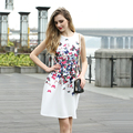 2017 Summer Dresses Latest Design Women Clothes Off The Shoulder Slim dress