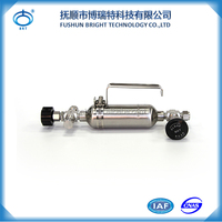 BPY-100cc No Welding Gas Sample Cylinders/Bottles Like Swagelok's Cylinders Sampling Bottles System