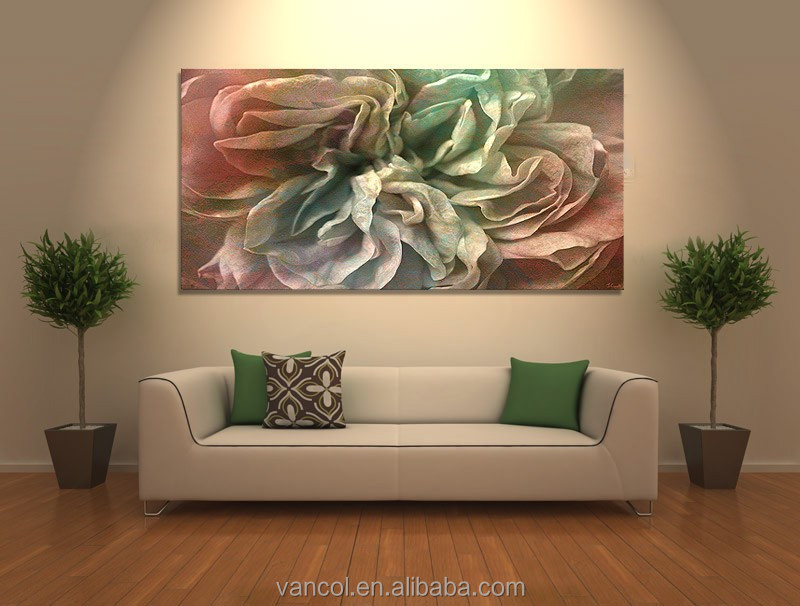 Abstract wall canvas <strong>art</strong> for modern home