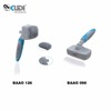 Self-cleaning plastic pet brush/Dog grooming tools BSAO098