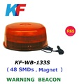 R65 Hot selling car warning light,warning beacon,stroble light,KF-WB-133S