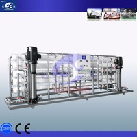 YXSCL 500L RO Stainless Steel UV Disinfection Water Treatment